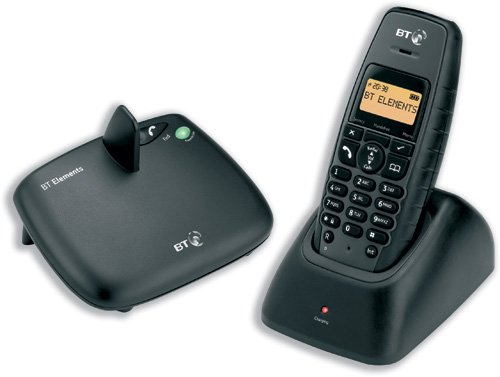 BT Elements Single SMS Cordless Phone ( DECT,Hands Free Functionality, SMS Function ) Reviews