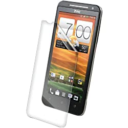 ZAGG FFHTCEVO4GS invisibleSHIELD for HTC EVO 4G LTE - 1 Pack - Retail Packaging - Clear