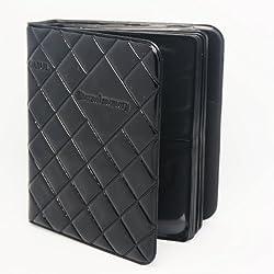 NodArtisan Diamond Style Fuji Instax Mini Book Album For instax mini7s 8 25 50s 90 Film---Black