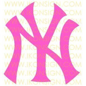 share facebook twitter pinterest currently unavailable we don t know    Pink Yankees Logo