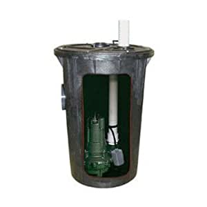 Zoeller Pump Sewage Packaged System 910 0023 Amazon Co