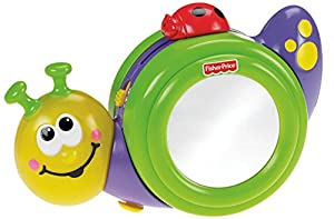 Fisher Price R8639 - Caracol Musical 1-2-3 (Mattel) de Fisher Price