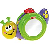 Fisher-Price Go Baby Go! 1-2-3 Crawl Along Snail Toy