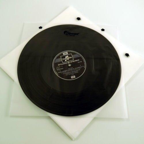Diskeeper 2.0 Anti-Static Record Sleeves