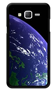 "Humor Gang Earth From Above Printed Designer Mobile Back Cover For ""Samsung Galaxy On7"" (3D, Glossy, Premium Quality Snap On Case)"