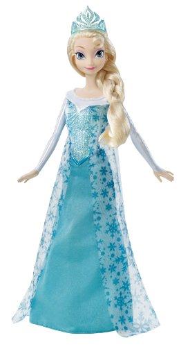 Mattel Disney Frozen Sparkle Princess Elsa Doll at Sears.com
