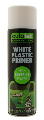Autotek AT00PPW500 500ml Plastic Primer - White
