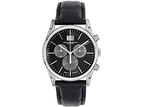 Abeler & Söhne Mens Watch Sportive Chronograph A&S 3241