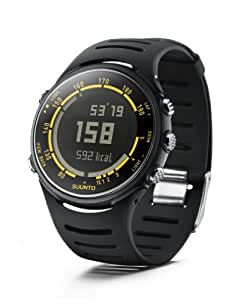 Suunto t3d Heart Rate Monitor and Fitness Training Watch (Black Move)
