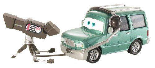 Disney/Pixar Cars Oversized Nelson Blindspot Vehicle