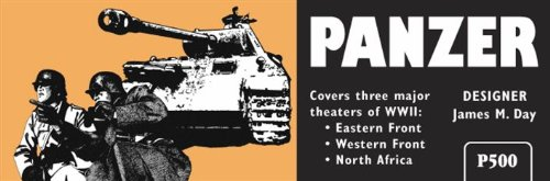 Image of Panzer Basic Game