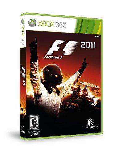 F1 2011 - Xbox 360 front-251543