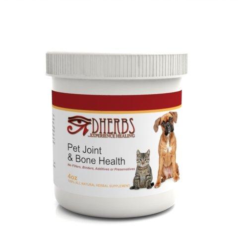 Dherbs Pet Joint & Bone Health, 4 Oz.