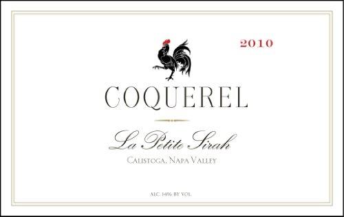 2010 Coquerel Family Wines La Petite Sirah 750 Ml