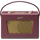 Roberts Radio Sovereign DAB/DAB+/FM RDS Digital Radio - Sandringham Burgundy