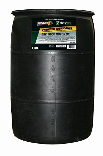 Mag 1 62896 dexos1 5w 30 api sn gf 5 motor oil 55 for 55 gallon motor oil prices