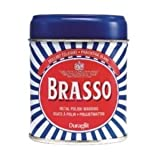 Brasso Metal Polish Wadding Metal & Brass Polish Chrome Duraglit 75G