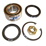 1x Wheel Bearing Kit FRONT AXLE SUZUKI ALTO MK III 3 1.0 02.99-06.02; SWIFT MK I 1 II 2 1.0 1.3 08.86-05.01;