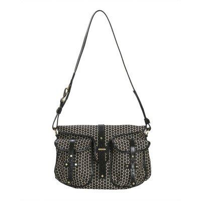 Reese Messenger Diaper Bag Color: Sahara Brown front-987135