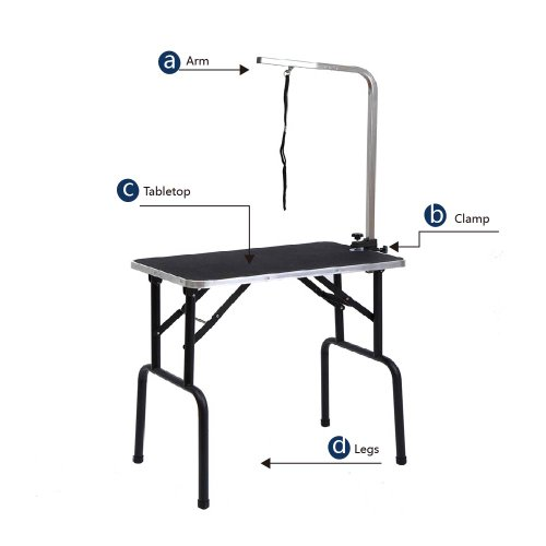 Adjustable Dog Grooming Tables Uk
