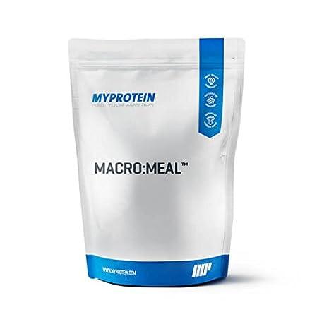 My Protein Macro:Meal 4800 g Vanilla - Protein, Kohlenhydraten und essentiellen Fettsäuren