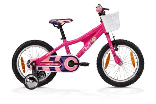 Ghost Kinderfahrrad Powerkid 16 Girl pink