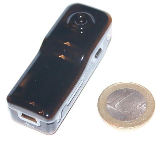 Mini Kamera für Modellbau, Flieger, Hubschrauber + Zubehör + Halterungen Original RBrothersTechnologie