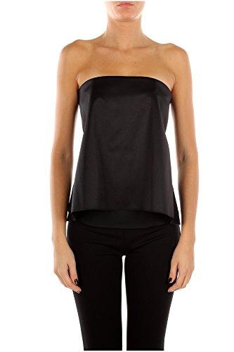 413920W610NOC01-Cline-Hauts-Femme-Polyester-Noir
