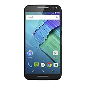 Motorola Moxo X Pure Edition - Unlocked - 16GB Black/Dark Grey/Black