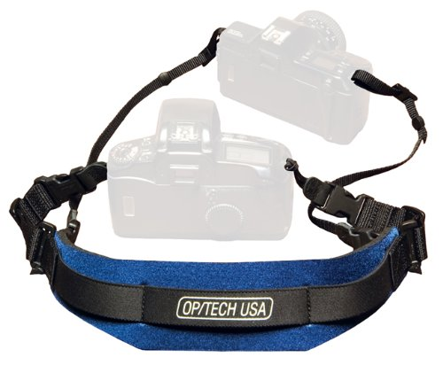 Op/Tech Usa Reporter Strap (Navy)