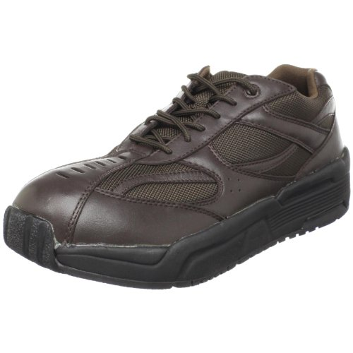 propet s mprx26bro smooth walker walking shoe bronco