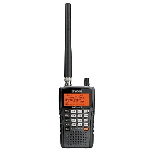 Uniden BCD996P2 APCO Phase I & II Digital TrunkTracker V Radio Scanner!