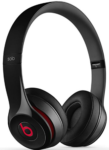Beats By Dr. Dre Solo 2.0 On-Ear Headphones (Black)