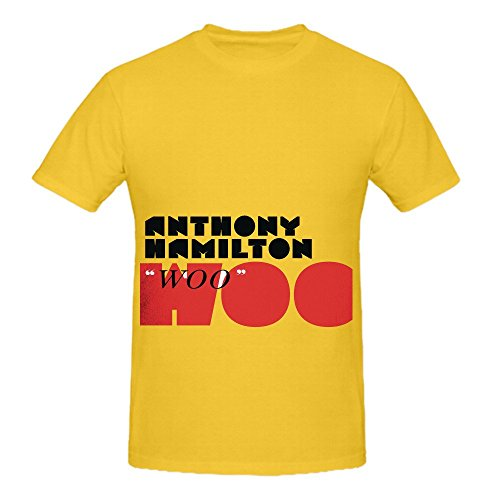 anthony-hamilton-woo-men-o-neck-cute-t-shirt-yellow