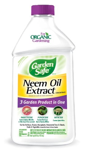 Garden Safe 16-Ounce Neem Oil