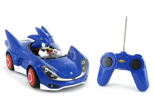 Save Price Sonic Sega-All-Stars Racing R/C Car  Best Offer