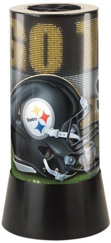 NFL Pittsburgh Steelers Rotating Lamp