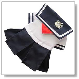 Collegiate Cute Dog Dress Dog Shirt Comfy Pet Dog Clothes Free Shipping,S