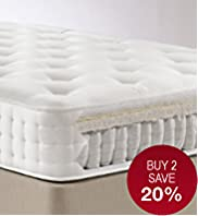 Natural 1250 Mattress - Firm Support - 7 Day Delivery