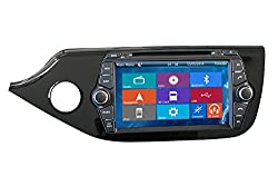 See Crusade Car DVD Player for Kia Ceed 2012- Support 3g,1080p,iphone 6s/5s,external Mic,usb/sd/gps/fm/am Radio 8 Inch Hd Touch Screen Stereo Navigation System+ Reverse Car Rear Camara + Free Map Details