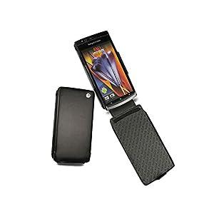 Housse etui pour blackberry z10 flip cover case cache for Housse pour blackberry curve