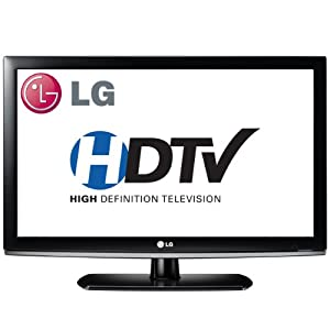 LG 22LD350 22-Inch 720p 60 Hz LCD HDTV