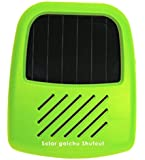 ソーラー充電 害虫シャットアウト (蚊、ブヨ、ノミ、ネズミ、ゴキブリを超音波で攻撃) MCE-3677