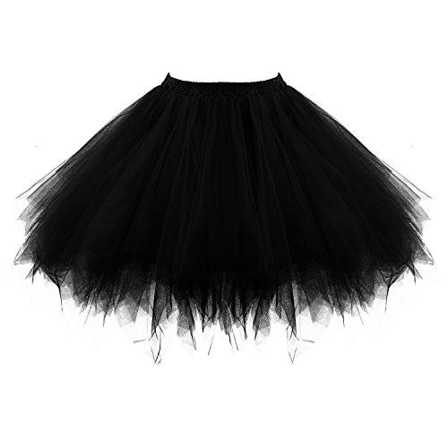 PerfectDay Women's Tutu Petticoat