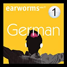 Rapid German: Volume 1 (       UNABRIDGED) by Earworms Learning Narrated by Marlon Lodge
