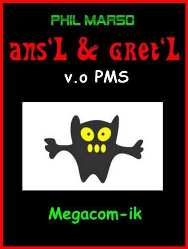 Couverture du livre ans'L & gret'L v.o PMS (Hansel & Gretel)