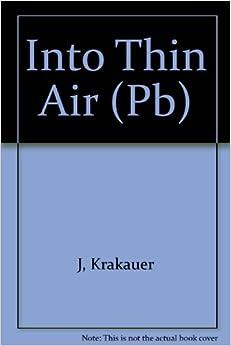 into thin air krakauer pdf