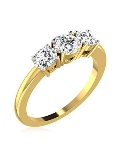 Friendly Diamonds Anillo FDR2138Y Oro Amarillo