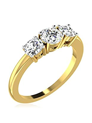 Friendly Diamonds Anillo FDR2138Y (Oro Amarillo)