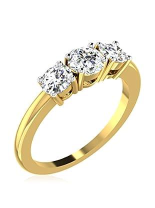 Friendly Diamonds Anillo FDR2138Y (Oro Amarillo)
